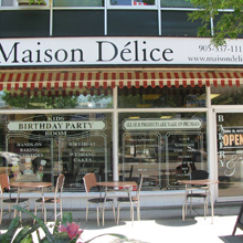 Maison Délice Bakery
