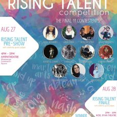 The Rising Talent Competition