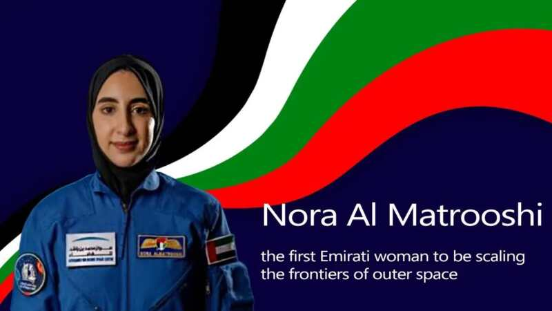Nora Al Matrooshi becomes first female Arab astronaut and joins NASA