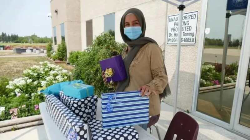 Eid Al Adha: Collecting Toys for Muslim Newcomers to Canada