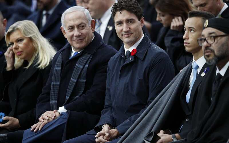 Justin Trudeau sends message to Moroccans in Canada
