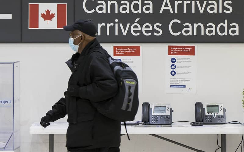 Canada reopens its borders to international travelers